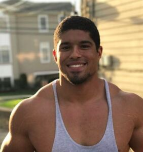 Shhh! Pro wrestler Anthony Bowens has a very sexy secret