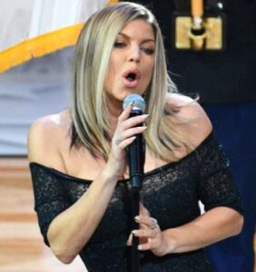 Behold the jazzy brutality of Fergie's National Anthem performance