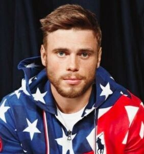 Everyone's freaking out over this Gus Kenworthy doppelganger