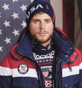 Gus Kenworthy's perfect three-word response to a hater