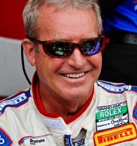 """Racing legend comes out: """"It's not what you are, it's who you are"""""""