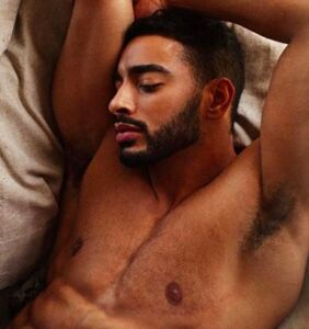 PHOTOS: Get better acquainted with insanely handsome Queerties nominee Laith Ashley