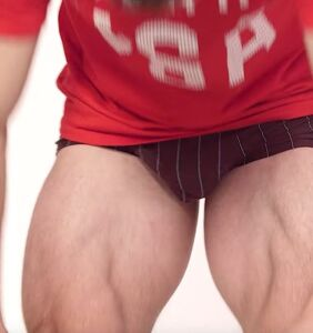 WATCH: 10 guys from Team USA take it off for Cosmo