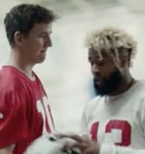 103 million people tuned in to watch the Super Bowl's gayest moment