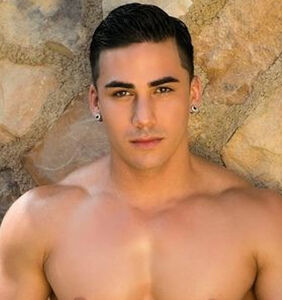 """Andrew Christian suspends model Topher DiMaggio """"indefinitely"""" amid sex assault accusations"""