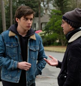 "'Love, Simon' director Greg Berlanti: ""The best actor in the room isn't always white, thank god."""