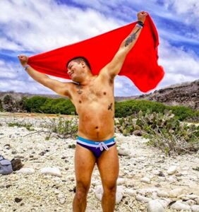 Meet J. Harvey, the hunky blogger who is making gay travel a way of life