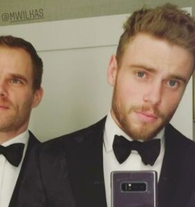 """Gus Kenworthy and his boyfriend post M4M ad seeking to """"connect"""" with Ricky Martin and Jwan Yosef"""