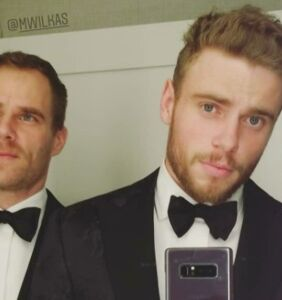 "Gus Kenworthy and his boyfriend post M4M ad seeking to ""connect"" with Ricky Martin and Jwan Yosef"