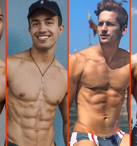 Anthony Bowens' beach day, Max Emerson's speedo, & Armie Hammer's hairy chest