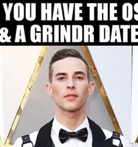 The best responses to those Adam Rippon harness photos