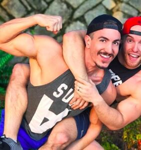 This Instafamous gay couple has a racy side hustle that's making them a killing