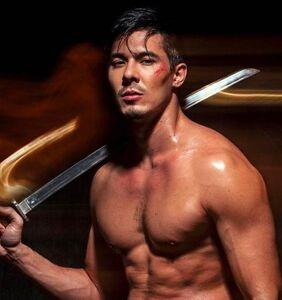 "Meet the smokin' hot actor playing a bisexual, polyamorous superhero in ""Deadpool 2"""