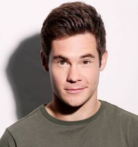 "Adam DeVine didn't use a prosthetic for this incredibly revealing scene: ""There it is."""