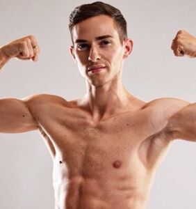 """Adam Rippon has put """"hundreds"""" of Olympic condoms to good use"""