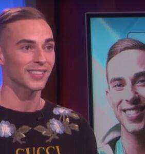 Adam Rippon describes the last gay adult film he watched. Hot?