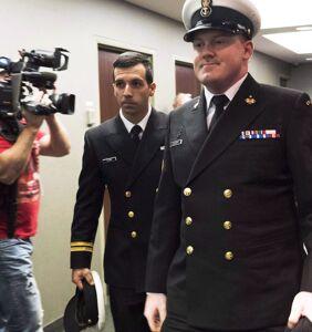 'I think I'm getting raped': Sailor recounts horrific sexual assault at the hands of his superior