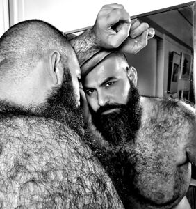 This artist has photographed over 200 naked men to promote acceptance and fight homophobia
