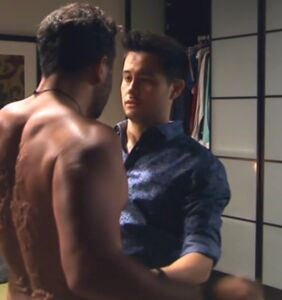 TV fans are freaking out over this super sensual gay sex scene