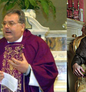 Catholic church rocked as 60 allegedly gay priests exposed during corruption trial