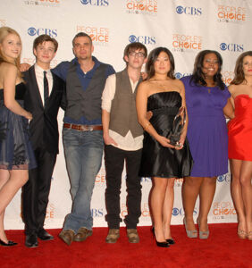 'Glee' actor maybe probably just came out on Instagram