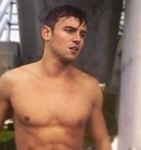 Tom Daley may be freshly distressed over additional revealing selfies