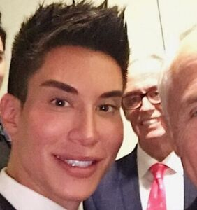 Politician shares juicy details of how a gay adult film star infiltrated a world leader's security detail