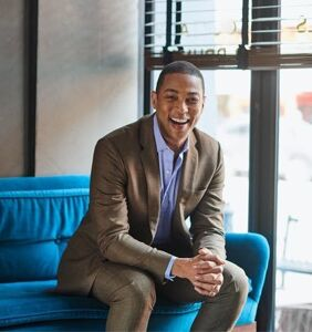 The inspiring words Don Lemon gave to a young reporter that helped him come out