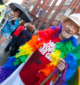 Ian McKellen sets up new program to help other LGBTQ seniors