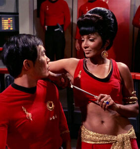 How MLK helped create Star Trek's black female gay icon who inspired a generation