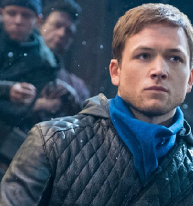 After coming out as 'not gay,' Taron Egerton hails Kevin Spacey as an 'audacious flirt'