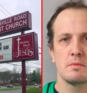 Antigay pastor busted for making little boys sit on his face