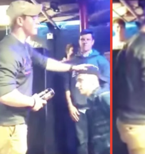 Frat boys caught on tape engaging in homophobic and racist behavior claim they're the real victims