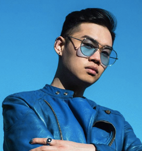 He's gay. He's Christian. And he wants to be K-Pop's next big superstar.