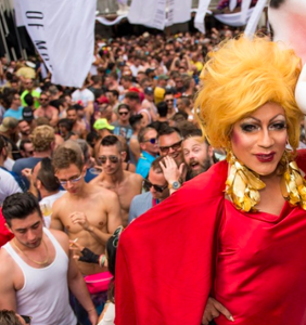 How to throw the sexiest pride party: 9 tips from the drag queen who does it best
