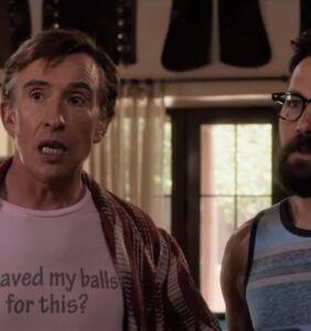 Everyone's fainting over Paul Rudd's burly beard in his upcoming gay romcom