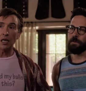 Everyone's fainting over Paul Rudd's burly beard in his upcoming gay romcom