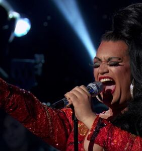 WATCH: Drag queen Ada Vox stuns 'American Idol' judges with show-stopping Radiohead cover
