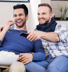 Amazon one-ups Netflix in the gay department