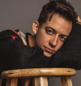 'Glee' star Kevin McHale opens up about sexuality for first time since maybe probably coming out