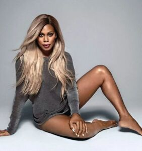 Laverne Cox reveals her supercute mystery man on Instagram