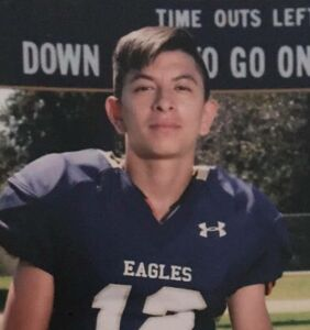 16-year-old arrested on suspicion of killing his football player ex-boyfriend