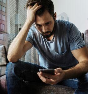 Grindr leaves men feeling depressed and dead inside, research finds