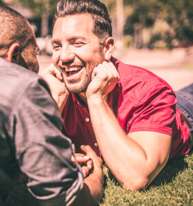 Bromance after love: Why friendship with an ex is easier for gay men