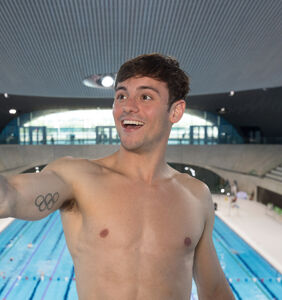 This ad featuring Tom Daley was deemed inappropriate