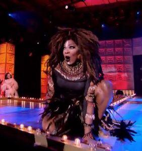 How Bebe Zahara Benet starred not one but twice on 'Drag Race'