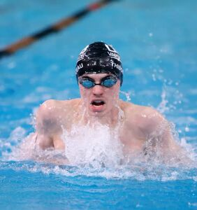 Meet David Thibodeau, the swimmer setting the pace for out college athletes everywhere