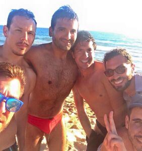 Can you bare it? These are the best nude gay beaches in the world.
