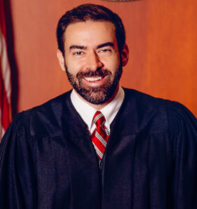 This scruffy Southern judge just came out as bisexual