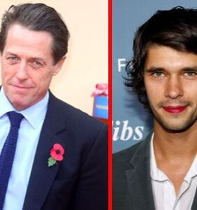 Hugh Grant caught having an affair with a much younger man
